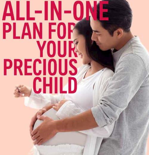 AIA Children Insurance Plan