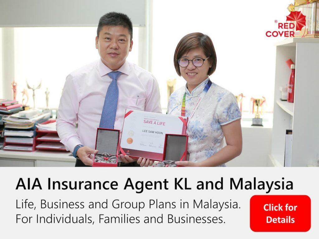AIA Insurance Agent KL Malaysia