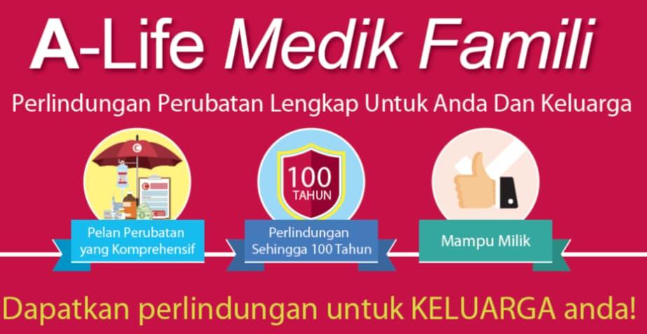 AIA Public Takaful A Life Medik Famili