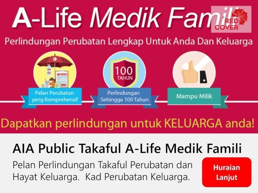 AIA Public Takaful Famili Medik