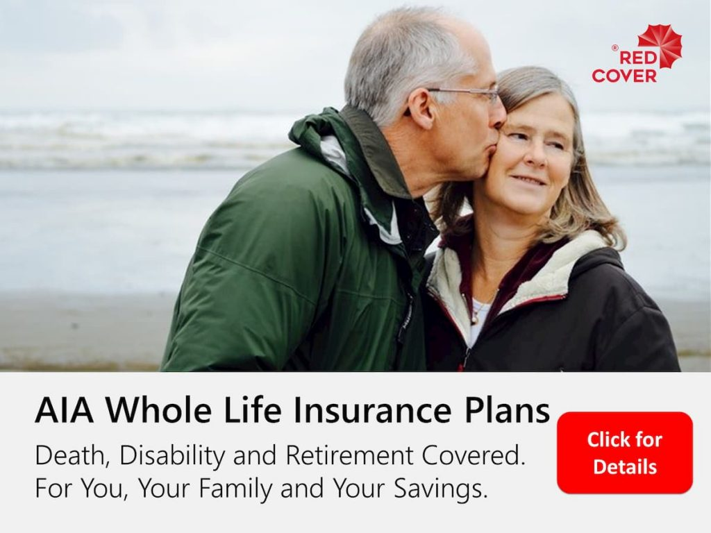 AIA Whole Life Insurance Plans