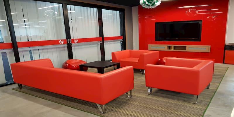 Businesss Insurance Lounge